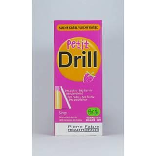 Petit Drill sirup 125 ml