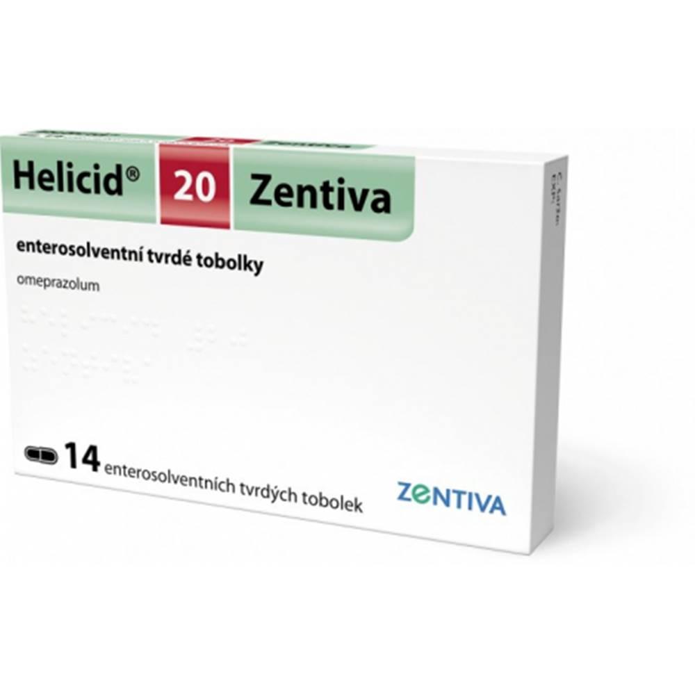 Zentiva Helicid 20 cps dur 20 mg 14 ks