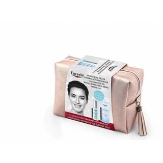 Eucerin HYALURON-FILLER Hydratačný Booster ultra ľahký 30 ml + Micelárna voda 3v1 Vianocná taštička 1ks