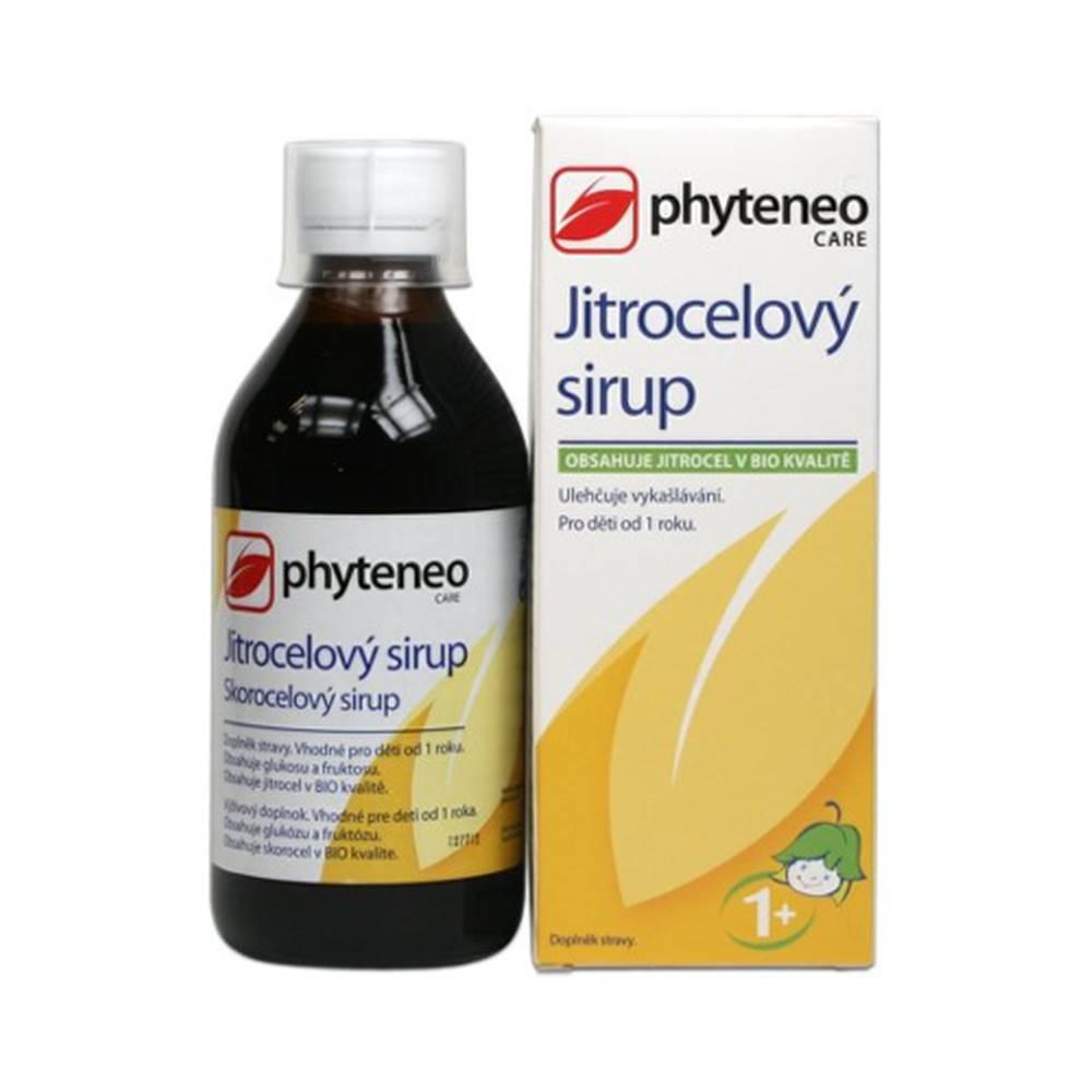Phyteneo PHYTENEO Skorocelový sirup BIO 250 ml