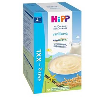 HiPP Mliečna kaša preabiotik vanilková 450 g
