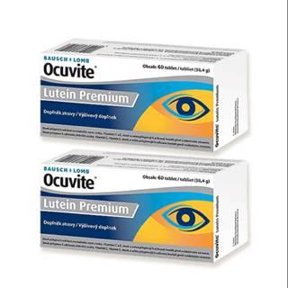 OCUVITE Lutein premium 2 x 60 tabliet