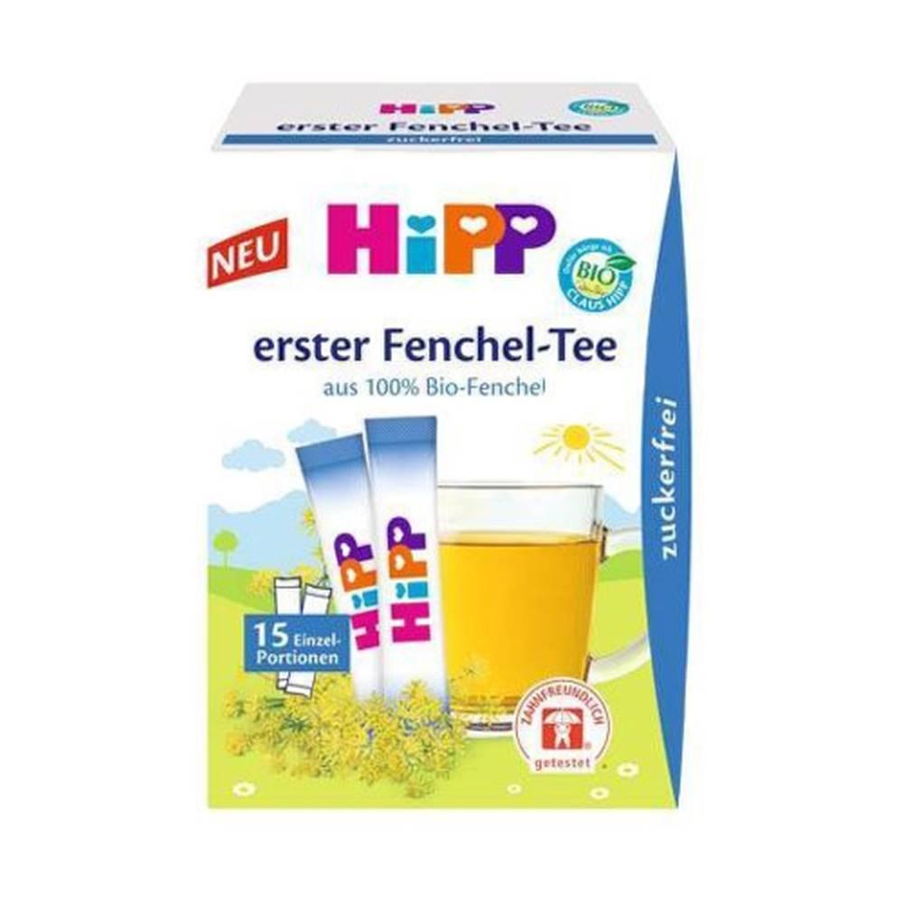 HiPP HiPP BIO Prvý feniklový čaj 15 kusov