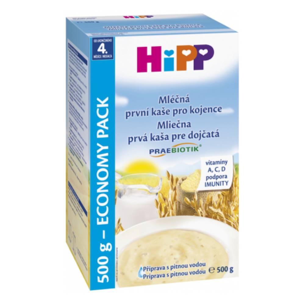 HiPP HiPP Kaša praebiotik prvá kaša pre dojčatá mliečno-obilná 500 g