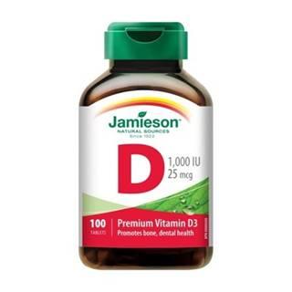 JAMIESON Vitamín D3 1000 IU 90 kapsúl