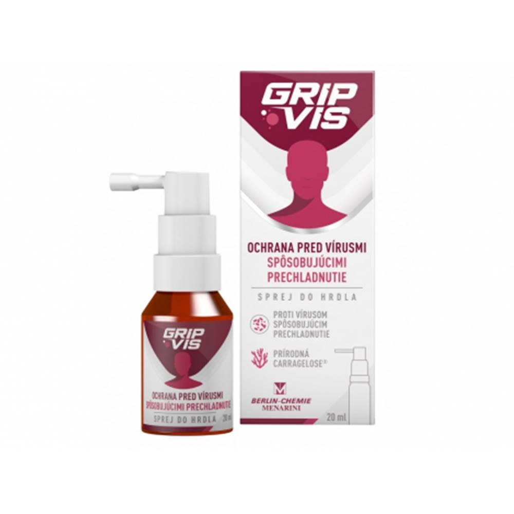 Berlin-Chemie GripVis 1,2 mg/ml sprej do hrdla 20 ml
