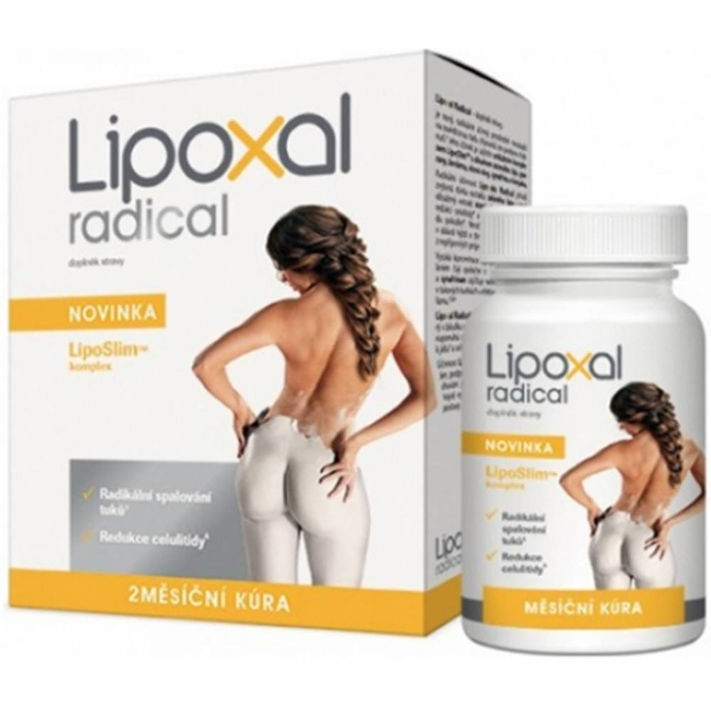 Simply you pharmaceuticals Lipoxal Radical 90 tabliet