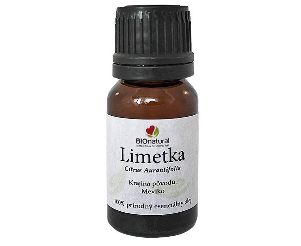 Bionatural Bionatural Limetka, esenciálny olej 10 ml