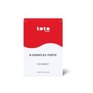 TOTO B-komplex forte 100 cps