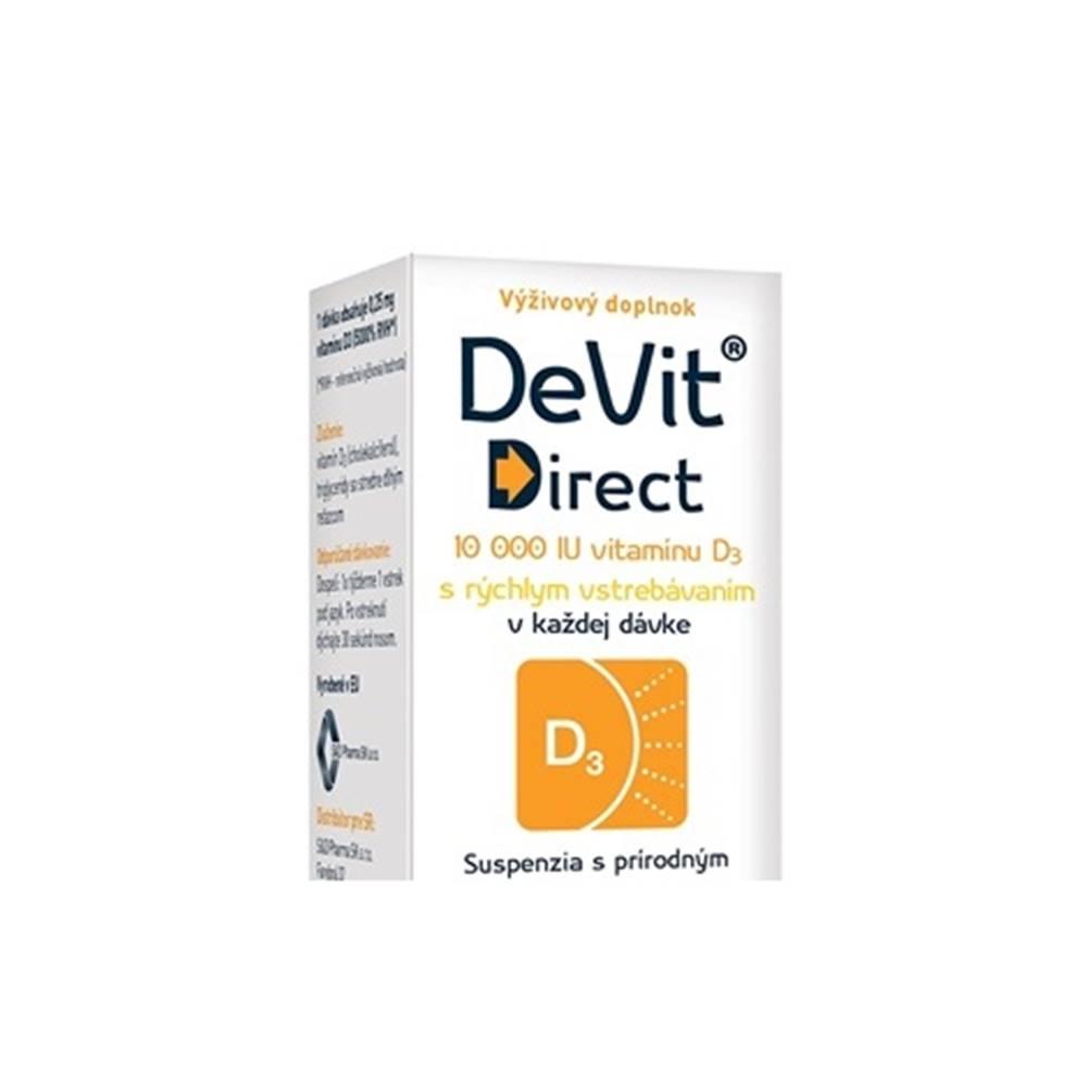 S&D Pharma SK, s.r.o. DeVit Direct 10 000 IU sprej 6 ml
