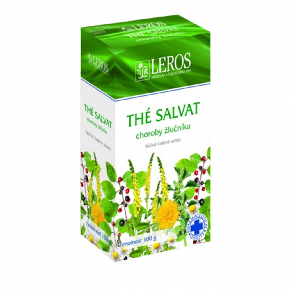 Leros, s.r.o. LEROS THÉ SALVAT spc 1x100 g