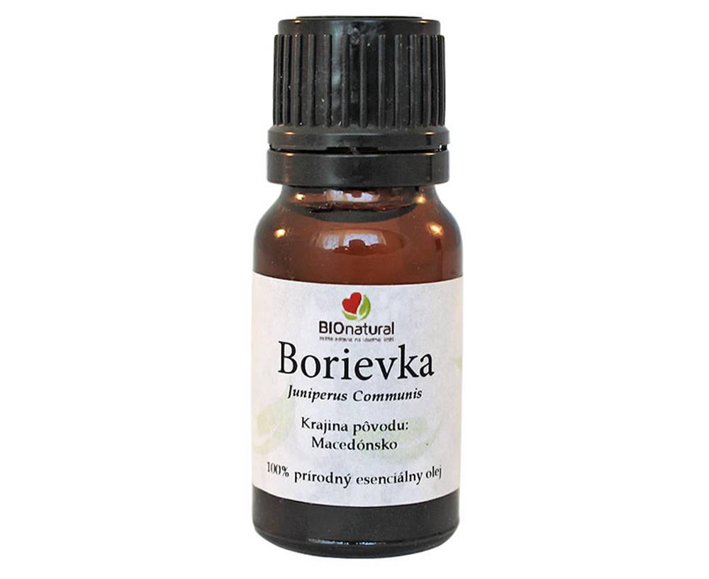 Bionatural Bionatural Borievka, esenciálny olej 10 ml