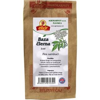 AGROKARPATY BAZA ČIERNA kvet bylinný čaj sypaný 30 g