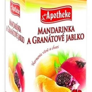 Apotheke premier selection čaj mandar.+gran.jabl.