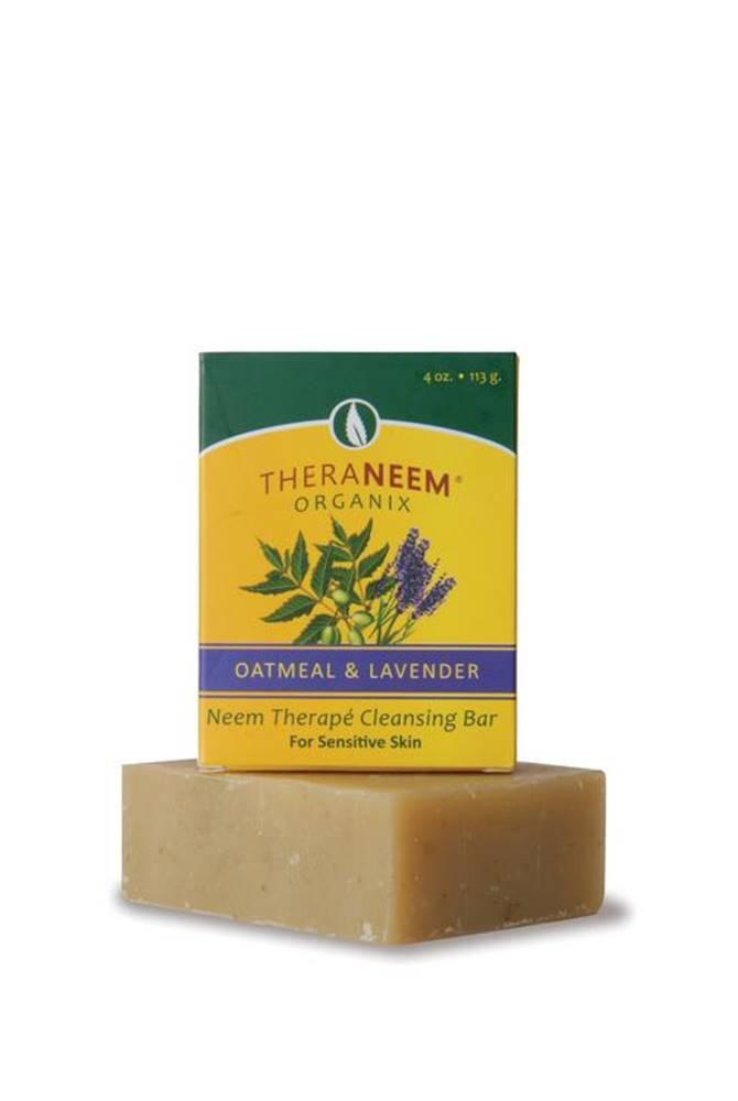 Thera Neem Nimbové mydlo s ovsom a levandulovým olejom