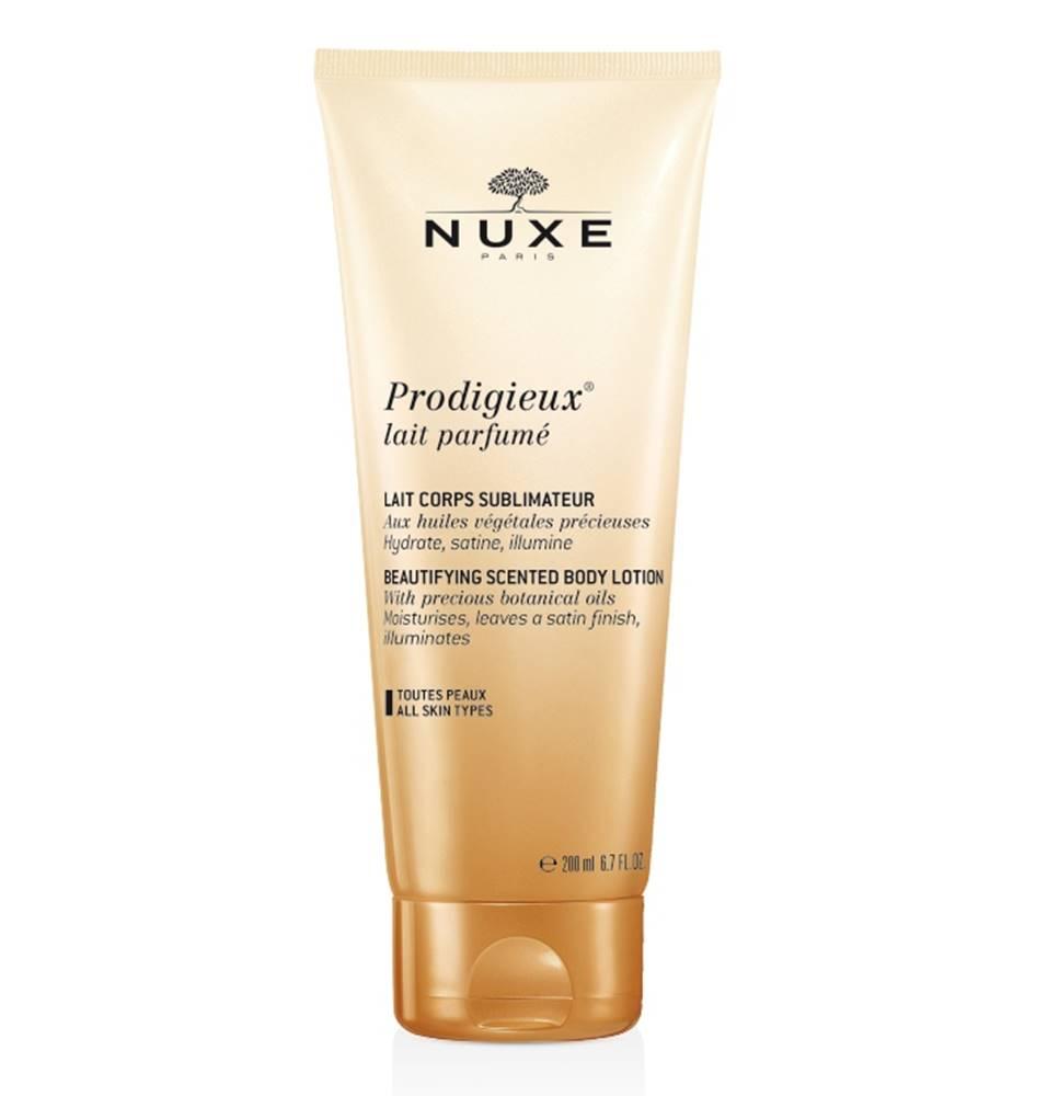NUXE NUXE ProdigieParfemované telové mlieko