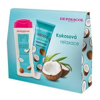 DERMACOL Aroma Ritual SG Brazílsky kokos + Telové mlieko