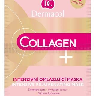 DERMACOL Collagen plus Intenzívna omladzujúca pleťová maska