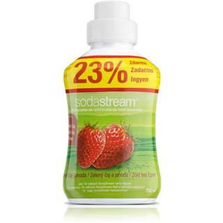 SODASTREAM - Sirup - zelený čaj / jahoda