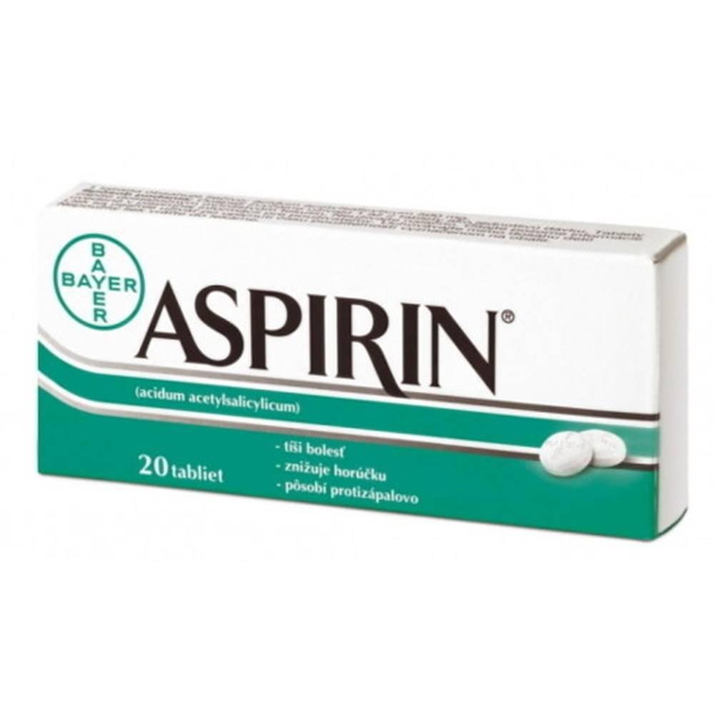 ASPIRIN ASPIRIN 500 mg 20 tabliet
