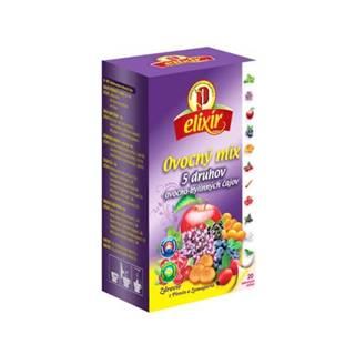 AGROKARPATY elixír ovocný mix 20 x 1,5 g