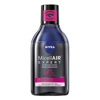 NIVEA Micelárna voda micellair expert 400 ml