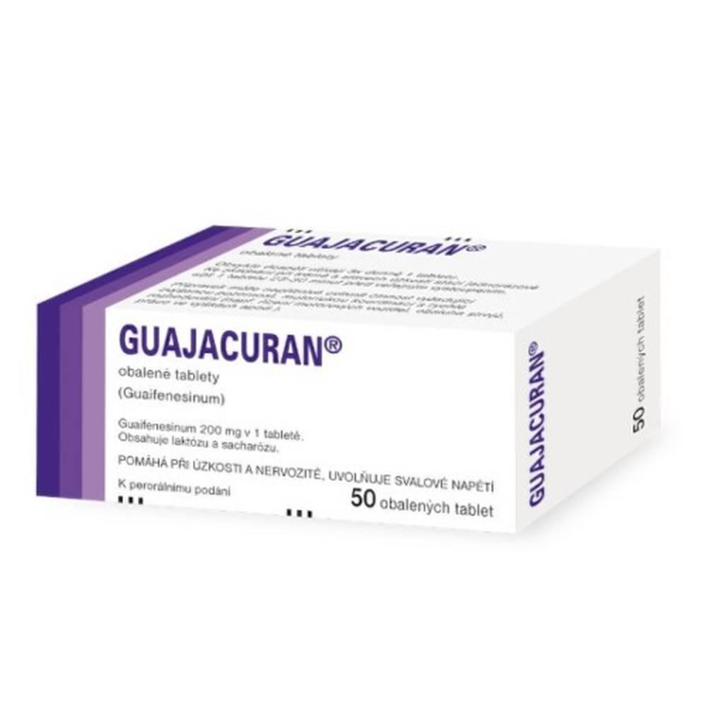 Guajacuran GUAJACURAN 200 mg 50 tabliet