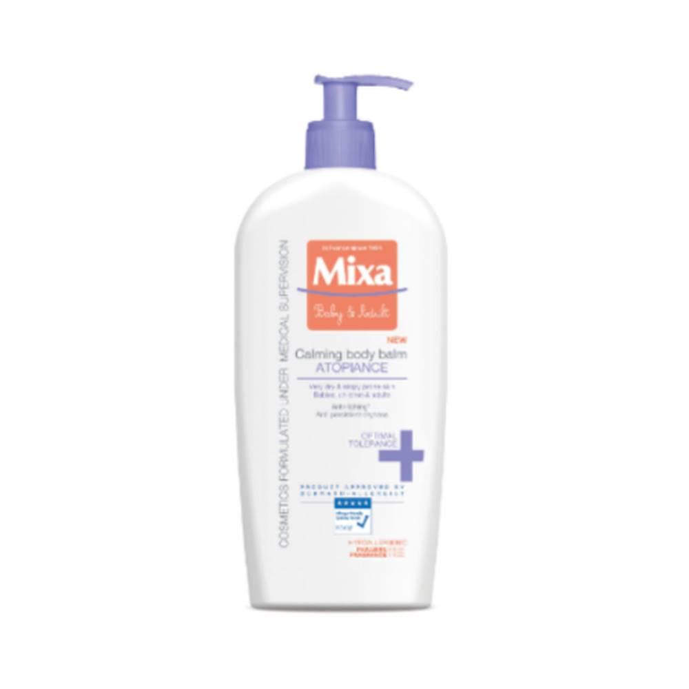 Mixa MIXA Atopiance upokojujúce telové mlieko 400 ml