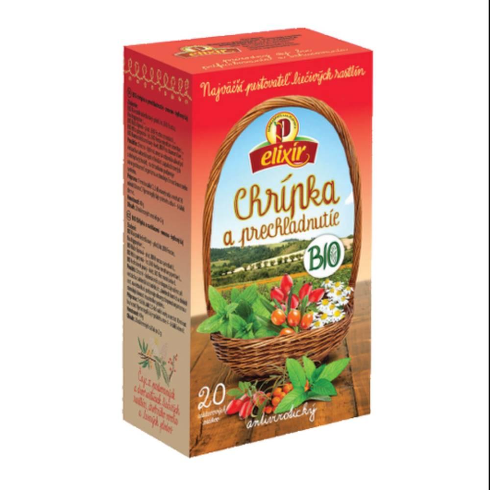 Agrokarpaty AGROKARPATY elixír BIO chrípka a prechladnutie 20 x 2 g
