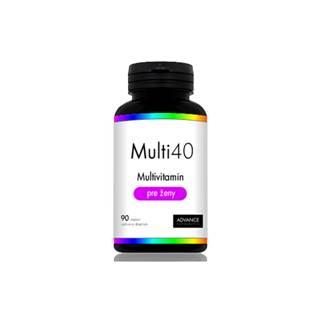 ADVANCE Multi40 pre ženy 90 kapsúl