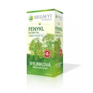 MEGAFYT Bylinková lekáreň fenikel 20 x 1,5 g