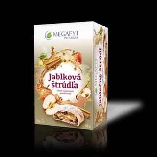 MEGAFYT Jablková štrúdla 20 x 2 g