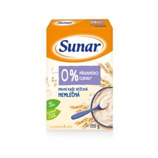 SUNAR Prvá kaša ryžová nemliečna 220 g