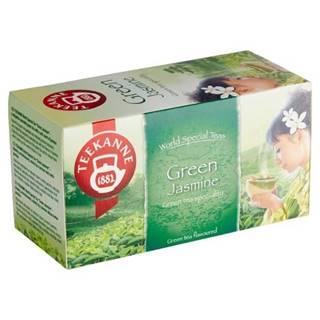TEEKANNE Green & jasmíne 20 x 1,75 g