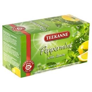 TEEKANNE NHT Mäta s citrónom 20 x 1,5 g