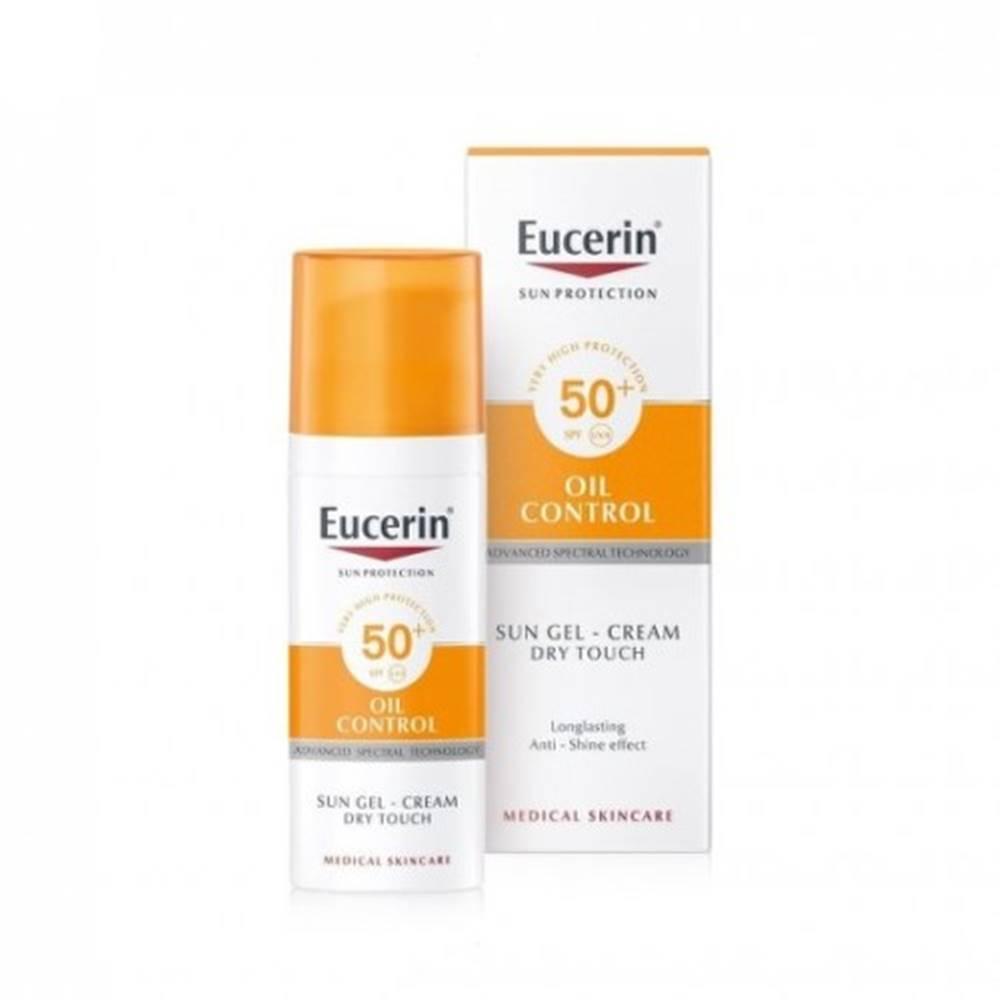 Essentiale EUCERIN Gél-krém na opaľovanie SPF50+ 200 ml