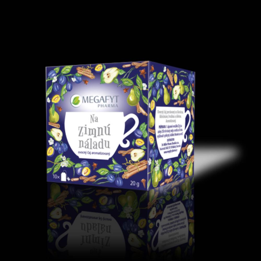 Megafyt MEGAFYT Čaj na zimnú náladu 10 x 2g