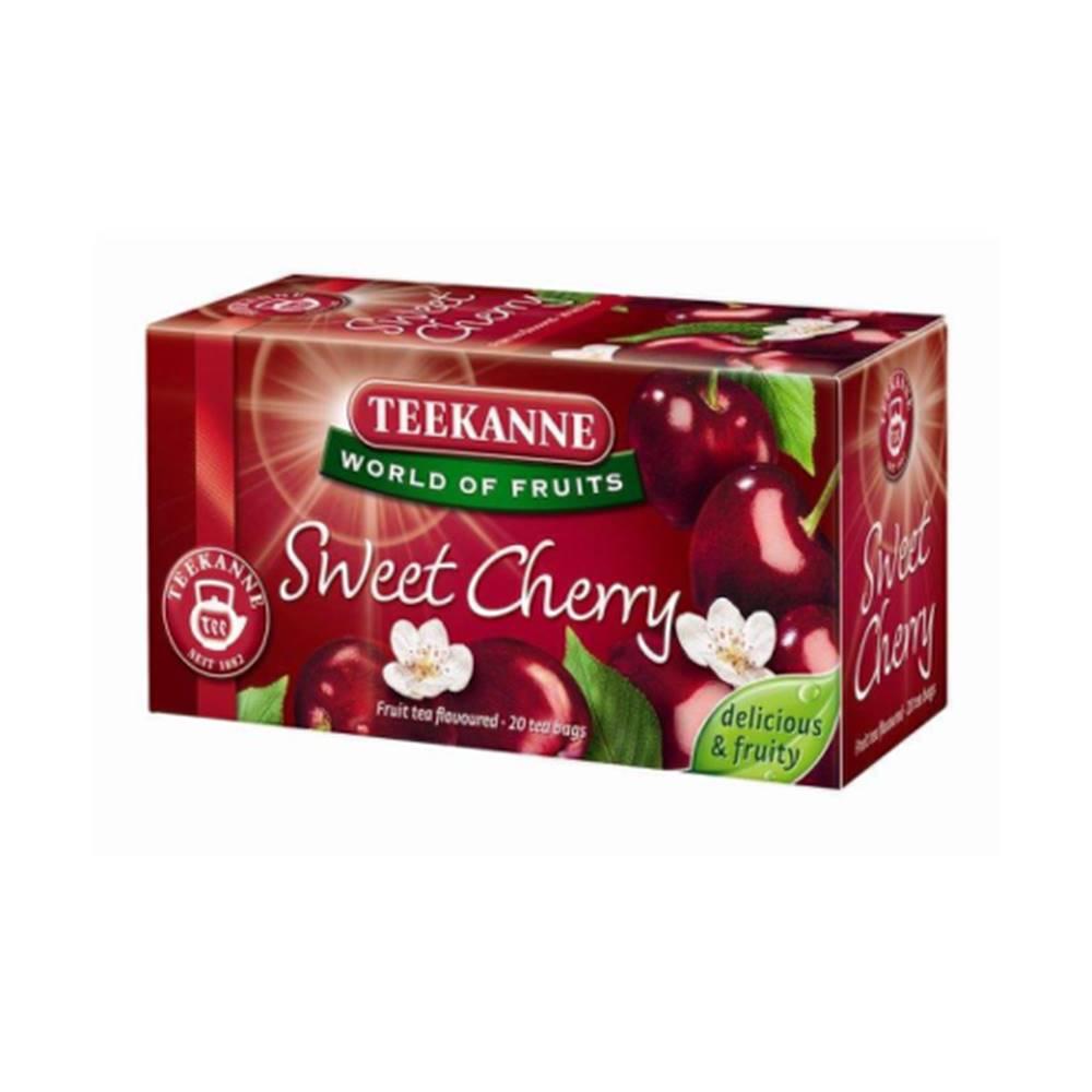 Teekanne TEEKANNE WOF sweet cherry 20 x 2,5 g