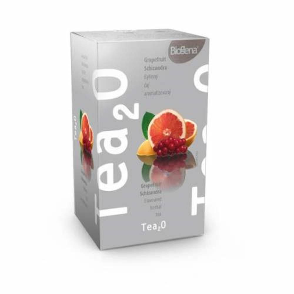 BIOGENA BIOGENA Tea2O grepfruit & schizandra 20 x 1,7 g