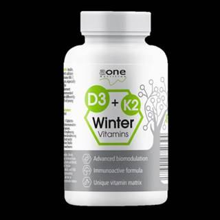 AONE Healthcare vitamín D3 + K2 60 tabliet