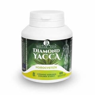 DIAMOND Yacca homocysteín 120 kapsúl