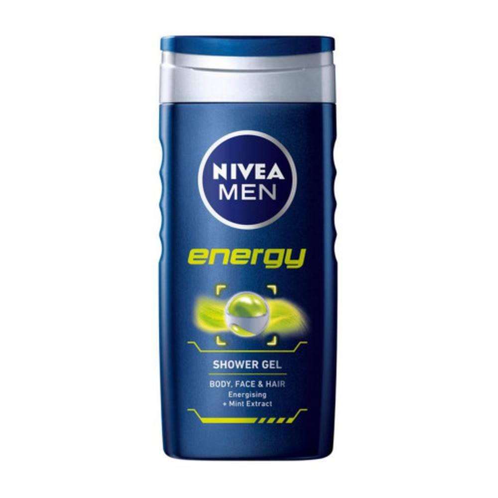 Nivea NIVEA Men sprchový gél energy 250 ml