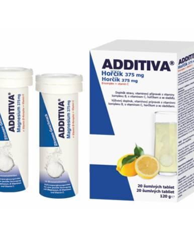 Vitamíny a minerály Additiva