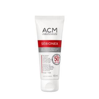 ACM Sébionex zmatňujúci krémový gél na opaľovanie 40 ml
