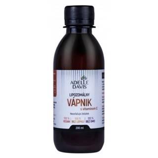 ADELLE DAVIS Lipozomálny vápnik s vitamínom C 200 ml