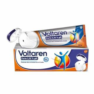 VOLTAREN Forte 2,32 % gél 100 g