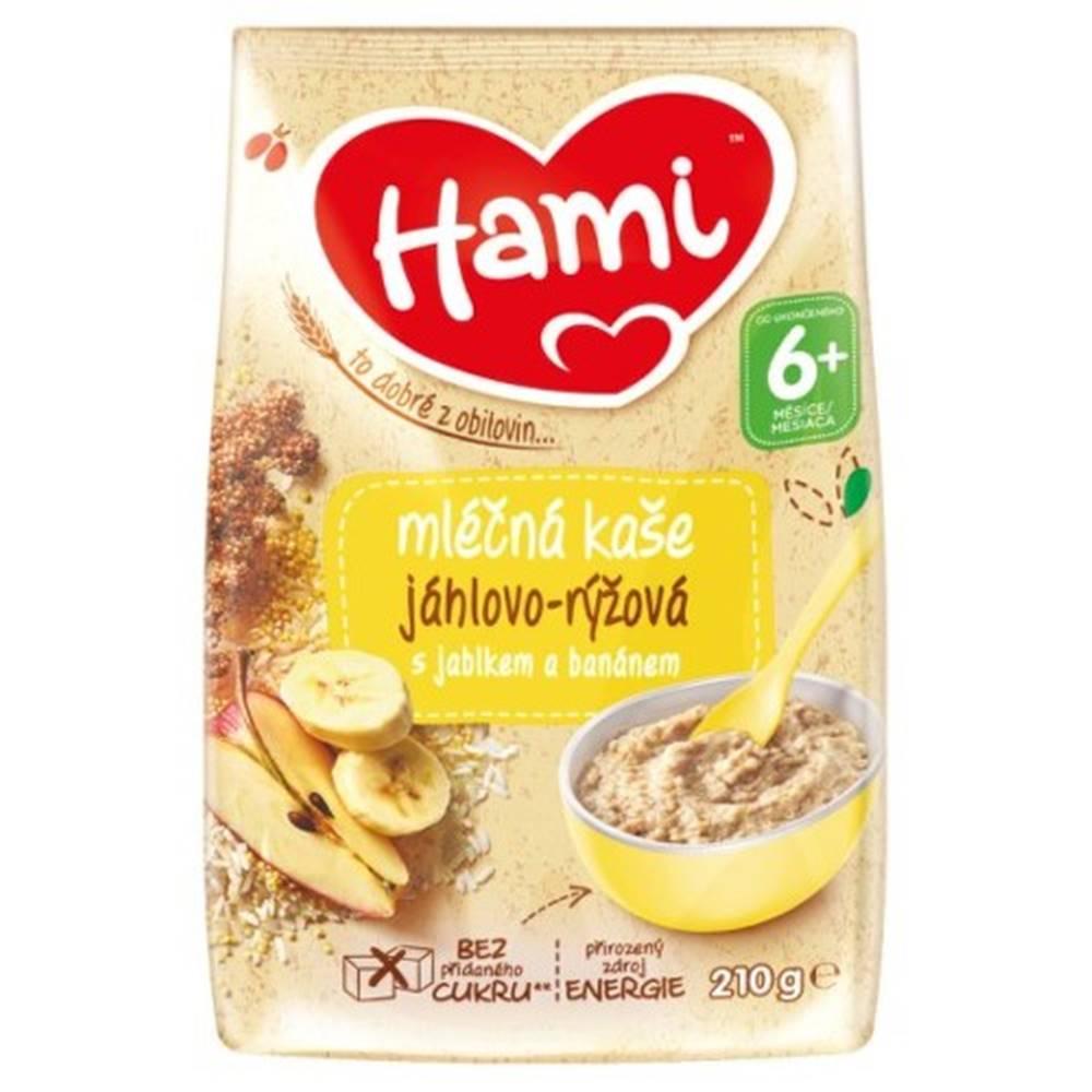 Hami HAMI Mliečna kaša pšenovo - ryžová 210 g