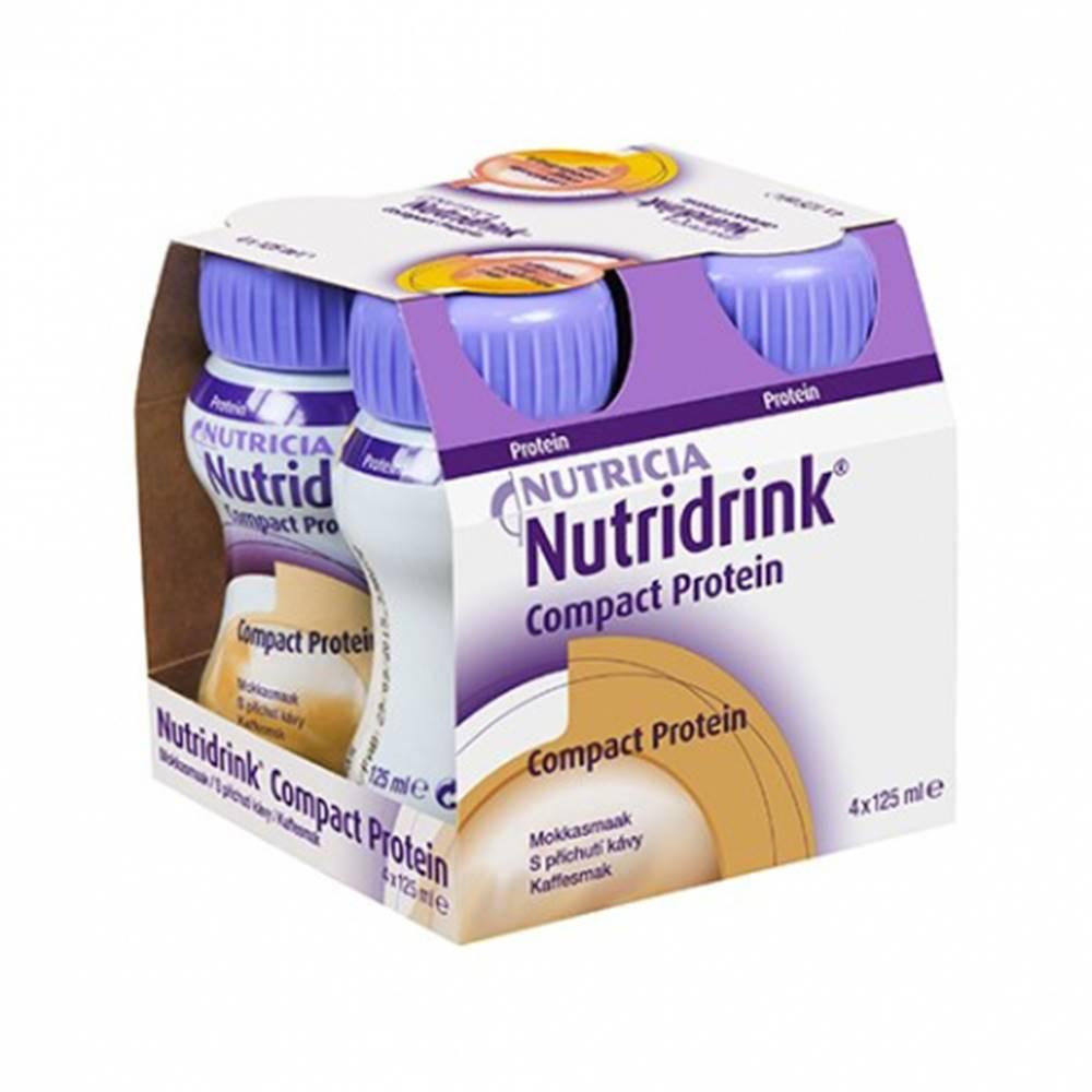 Nutricia a.s. NUTRIDRINK COMPACT PROTEIN s príchuťou mocca 24x125 ml