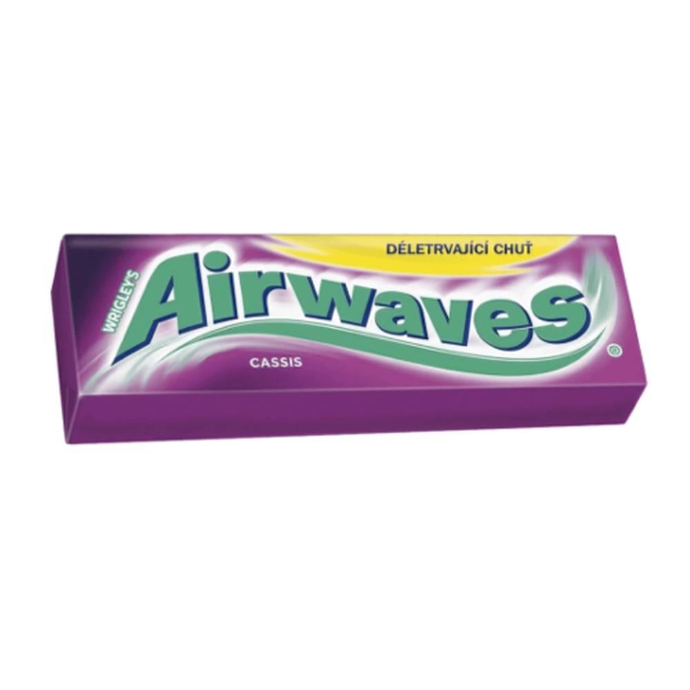 Airwaves AIRWAVES Classic + vitamín C žuvačky 14 g
