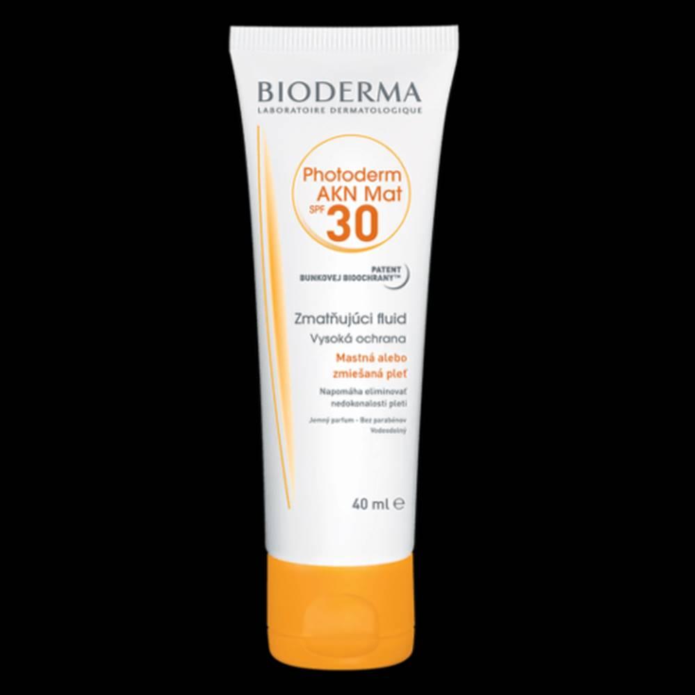Bioderma BIODERMA Photoderm AKN Mat SPF30 40 ml